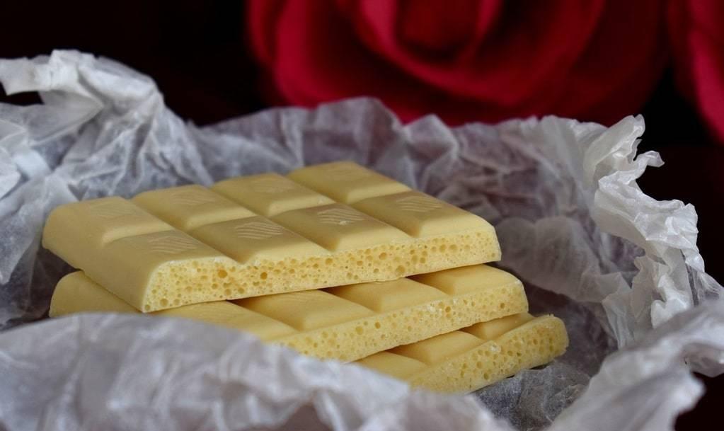 Qu'est ce le chocolat blanc